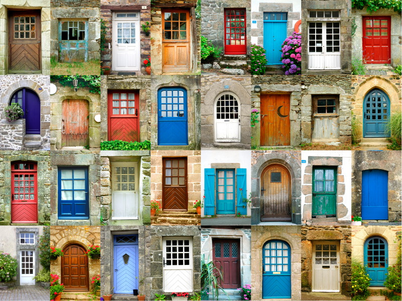 Architectural doors for Architecture windows